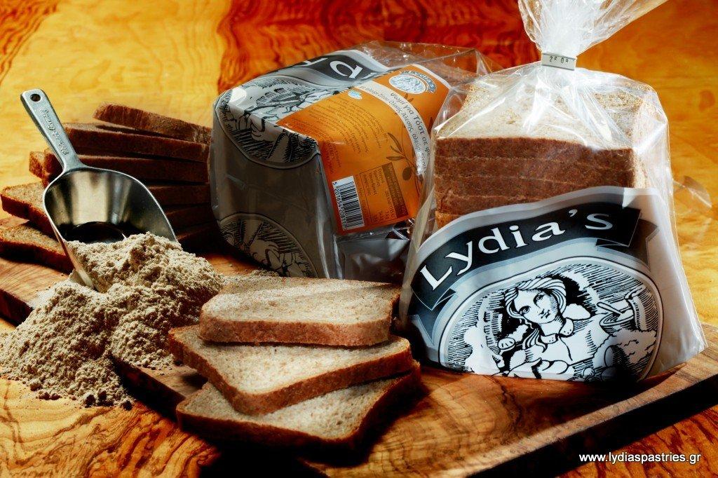Toast Bread Lydias